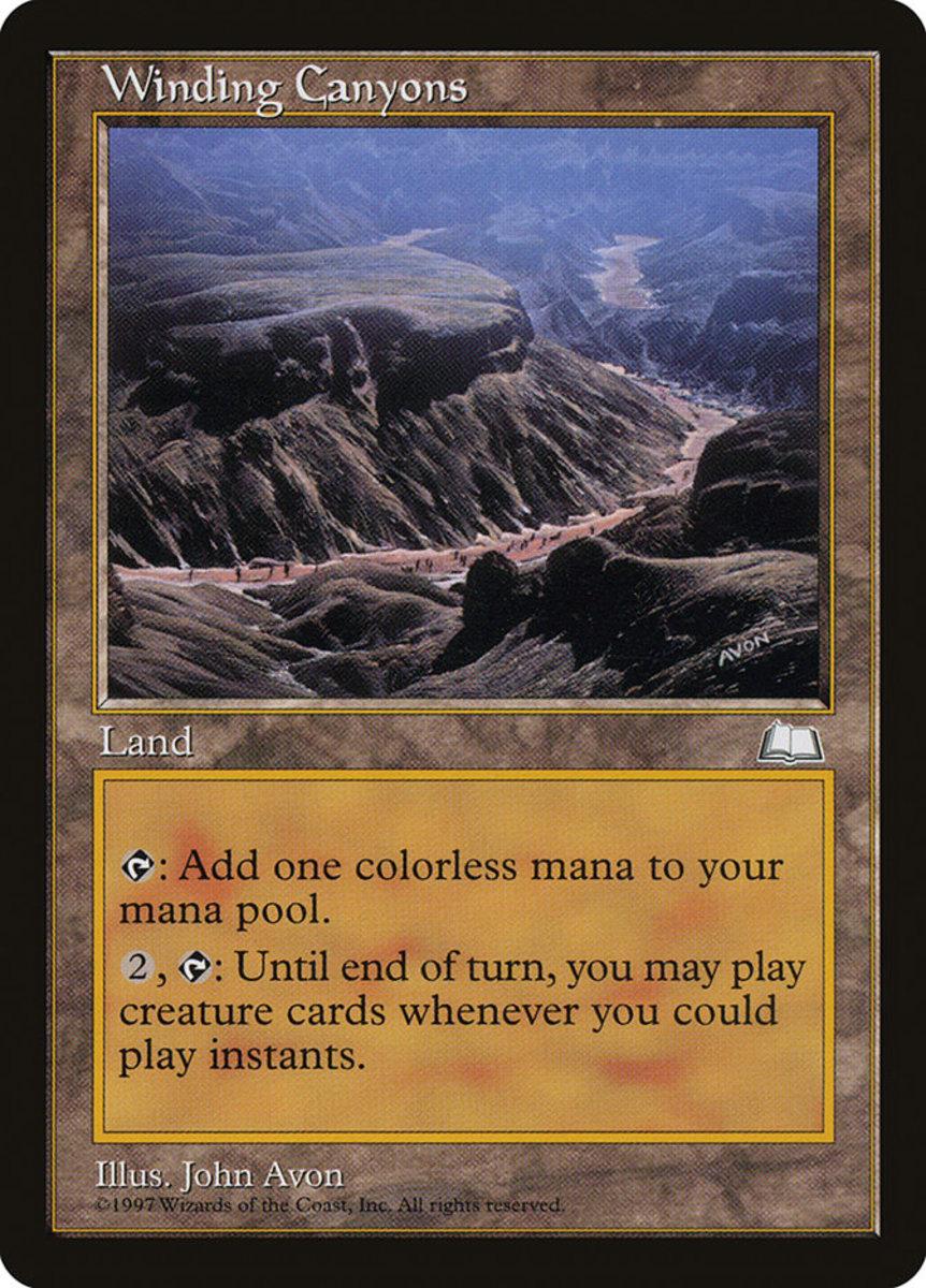 Winding Canyons mtg