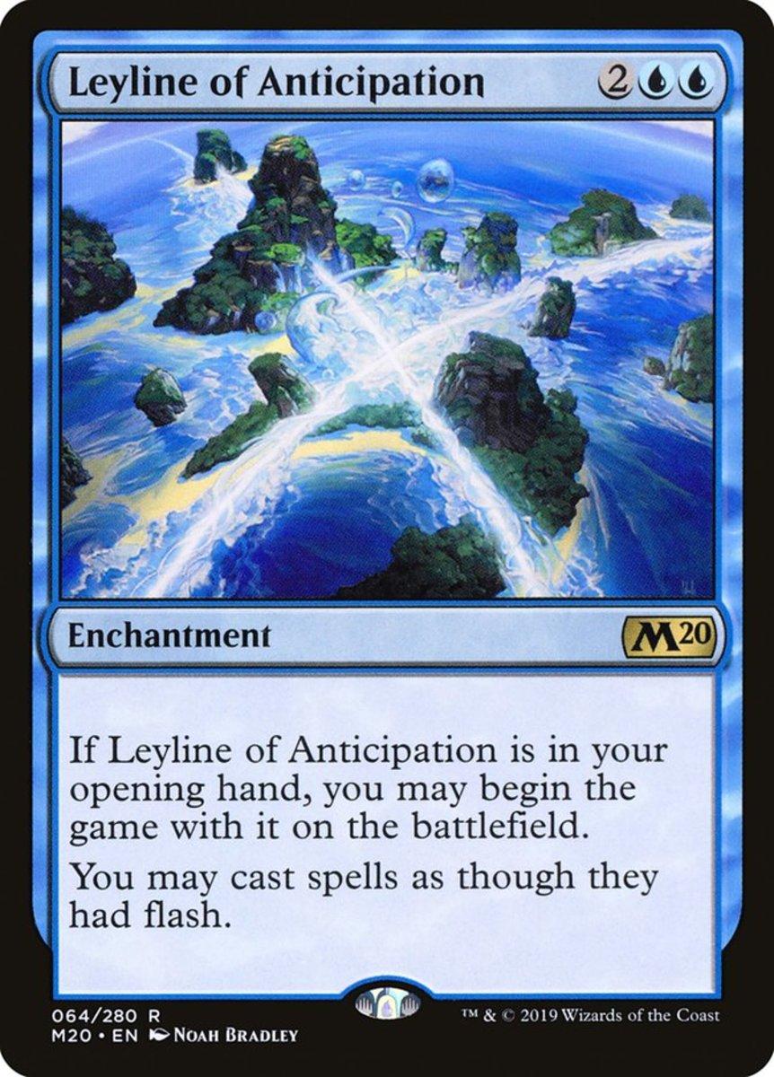 Leyline of Anticipation mtg