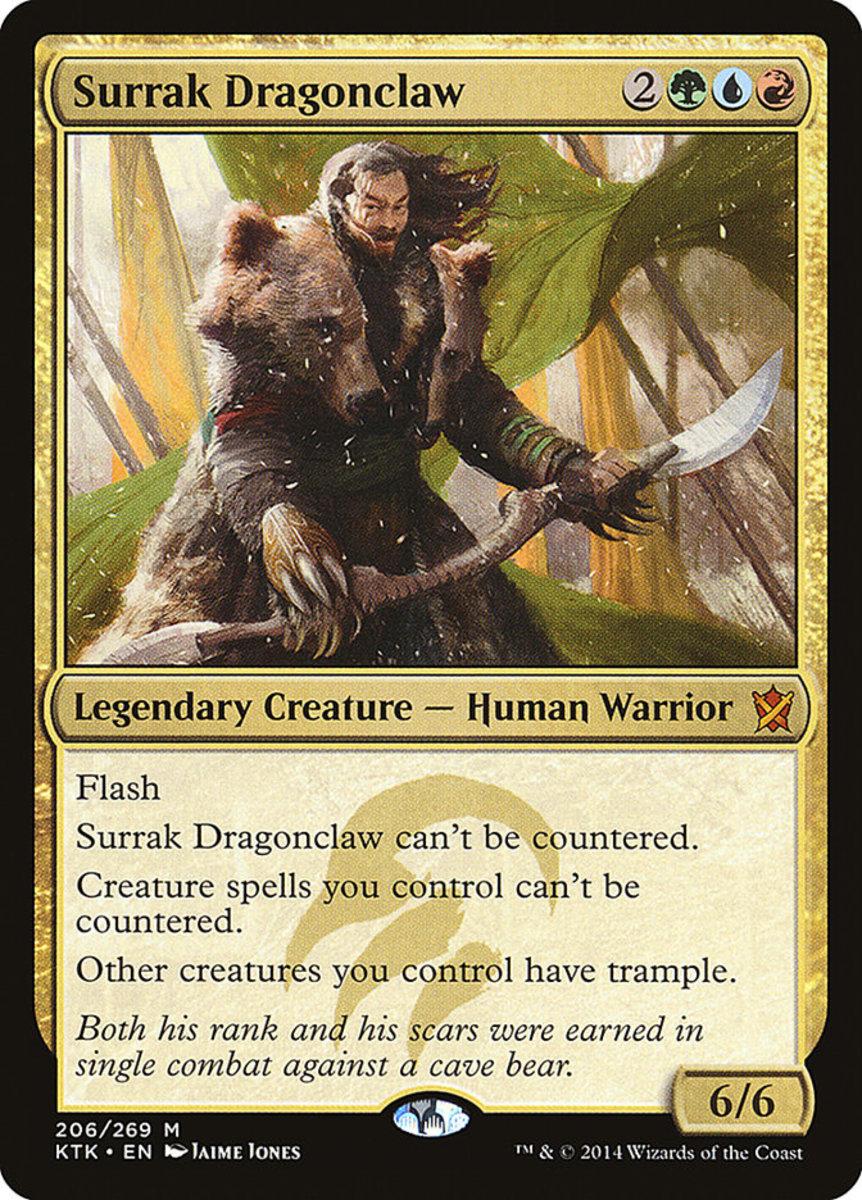Surrak Dragonclaw mtg