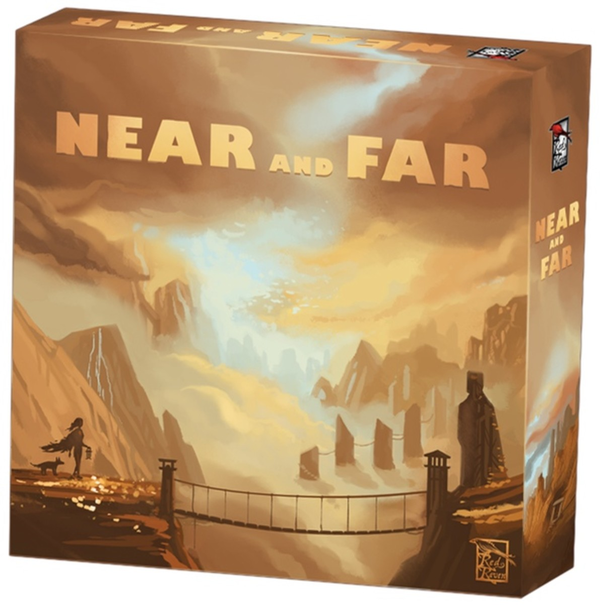 Near and Far by Red Raven games