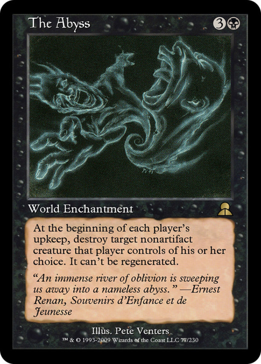 The Abyss mtg
