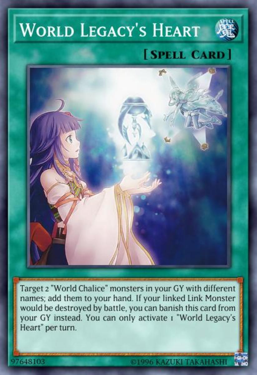 World Legacy's Heart