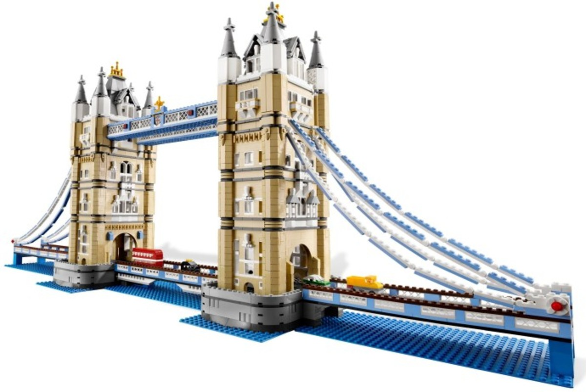 Top 10 Biggest LEGO Sets Ever Sold