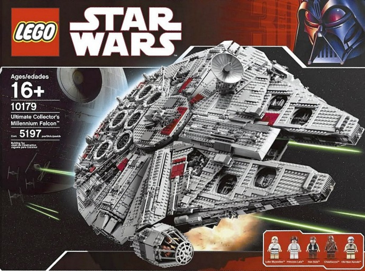 LEGO Ultimate Collector's Millennium Falcon