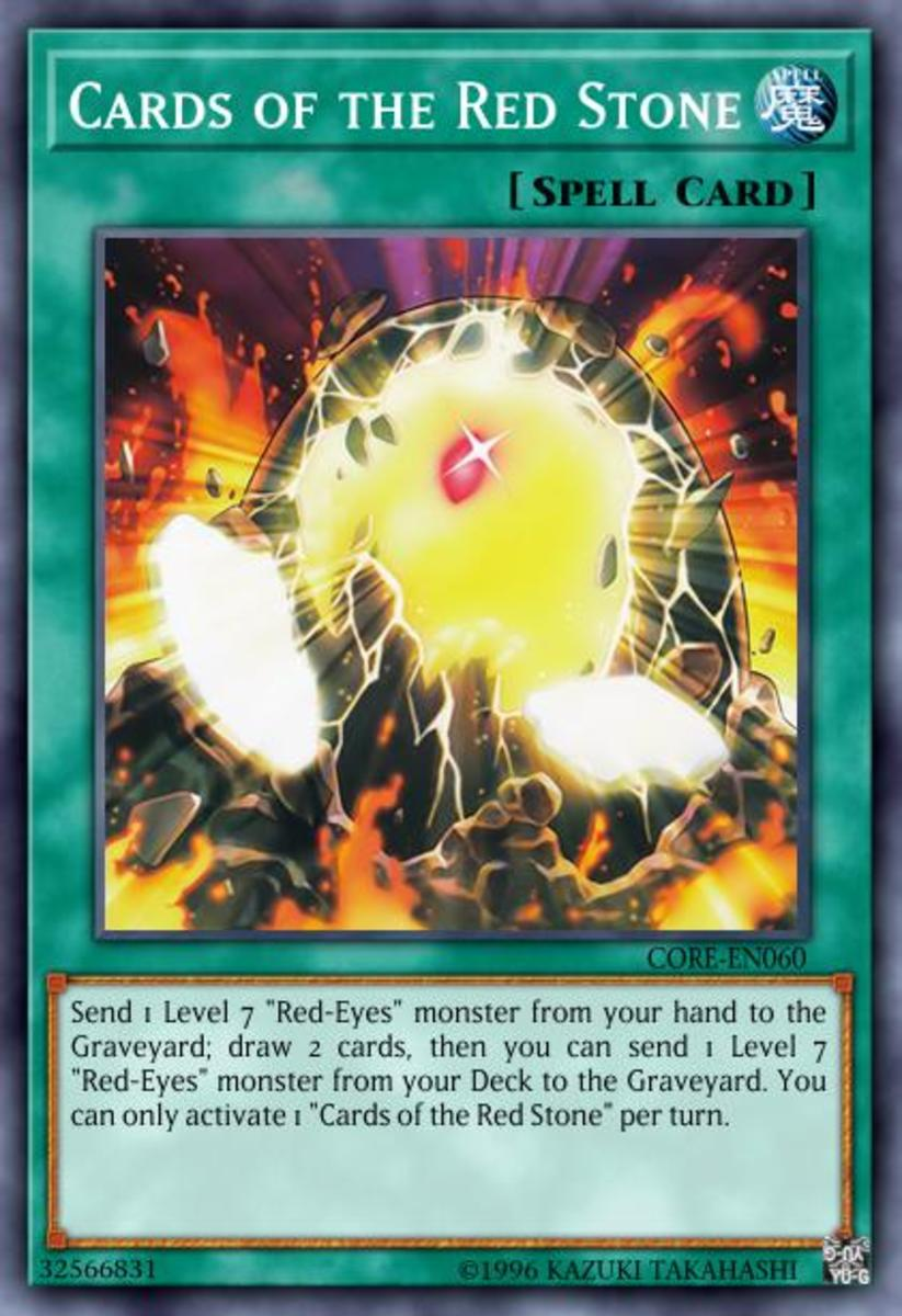 Cards of the Red Stone