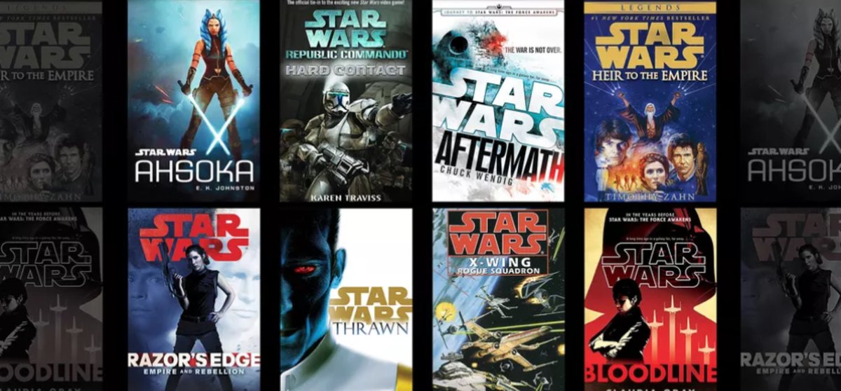 Top 10 Star Wars Books to Read in 2020