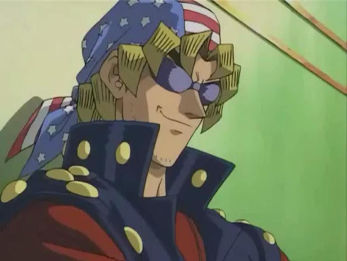 Bandit Keith in Yu-Gi-Oh