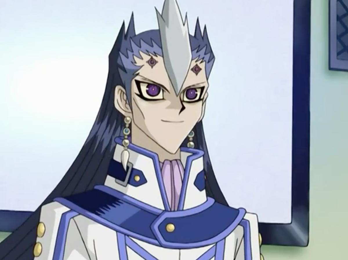 Sartorius from Yu-Gi-Oh GX