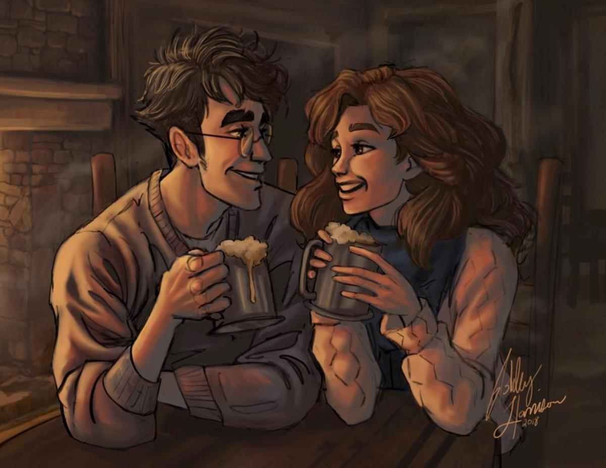 Would Harry and Hermione Have Made a Good Couple?
