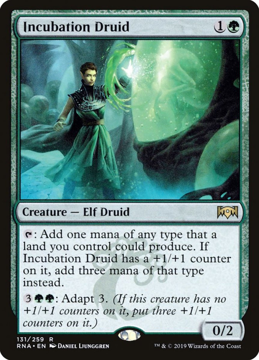 Top 10 Mana-Tapping Elves in Magic: The Gathering