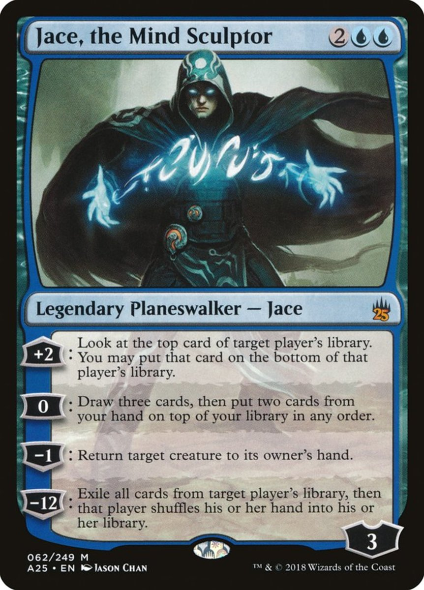 Jace, the Mind Sculptor mtg