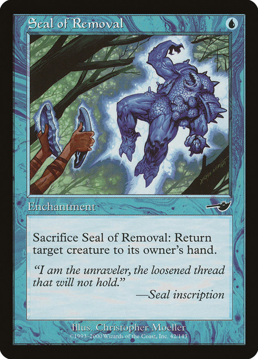 Seal of Removal mtg