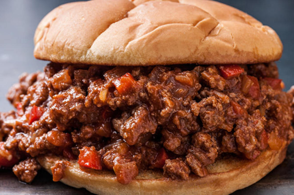 In 1981, Sloppy Joes were real crowd-pleasers.