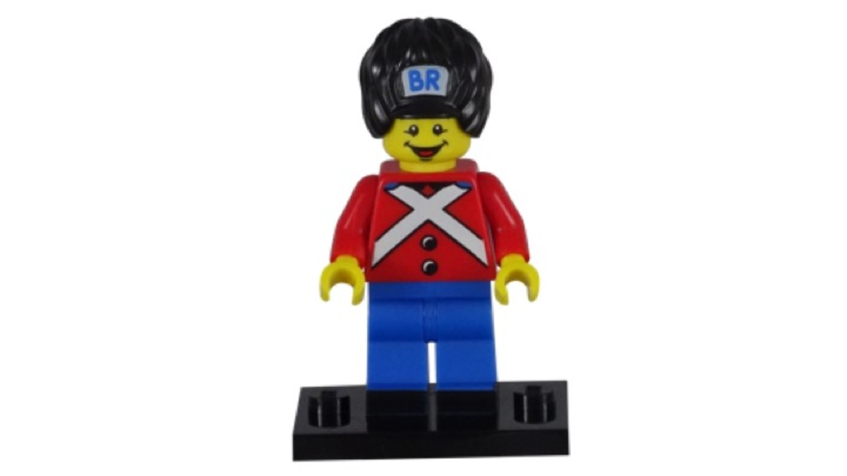 BR LEGO Minifigure Promotional Polybag 5001121 Complete