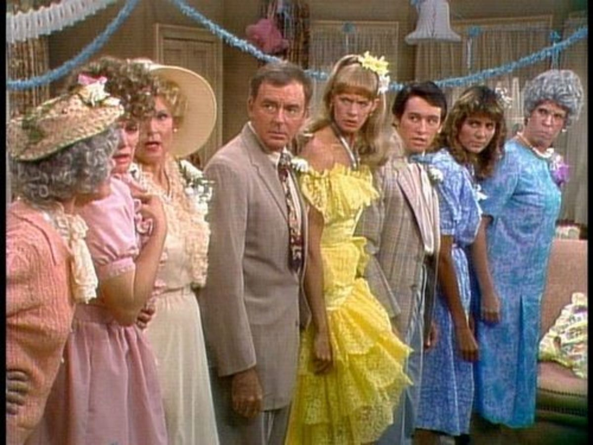 In 1983, the TV sitcom Mama's Family premiered.  The show starred Vicki Lawrence, Ken Berry, Dorothy Lyman, Eric Brown, and Rue McClanahan.