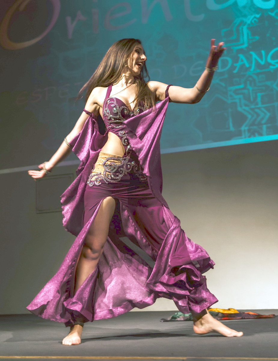 Belly Dance Improvisation