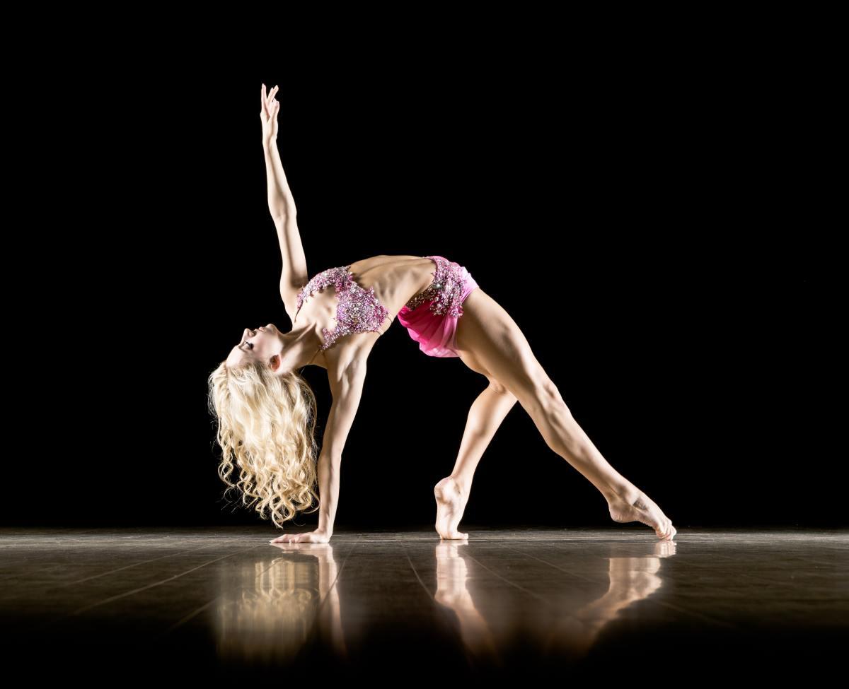 Ballet in Belly Dance