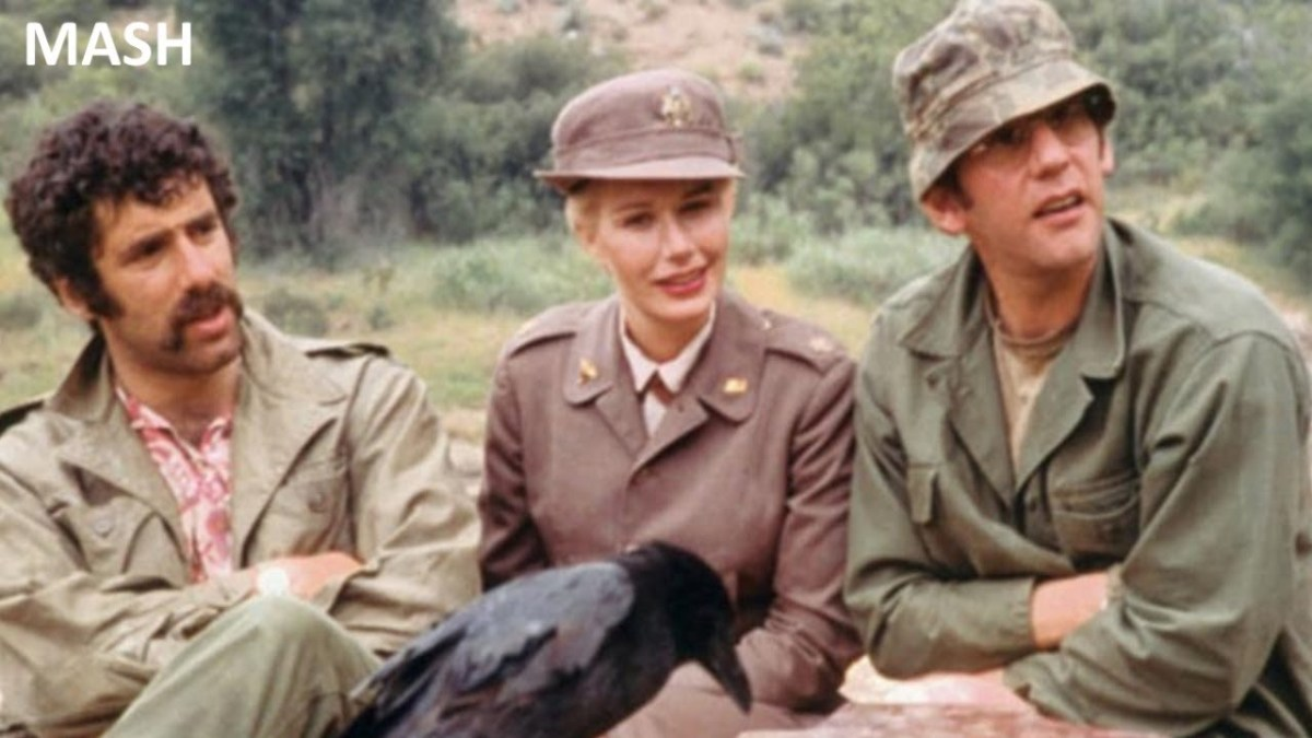 In 1970, M*A*S*H was one of the highest-grossing films.