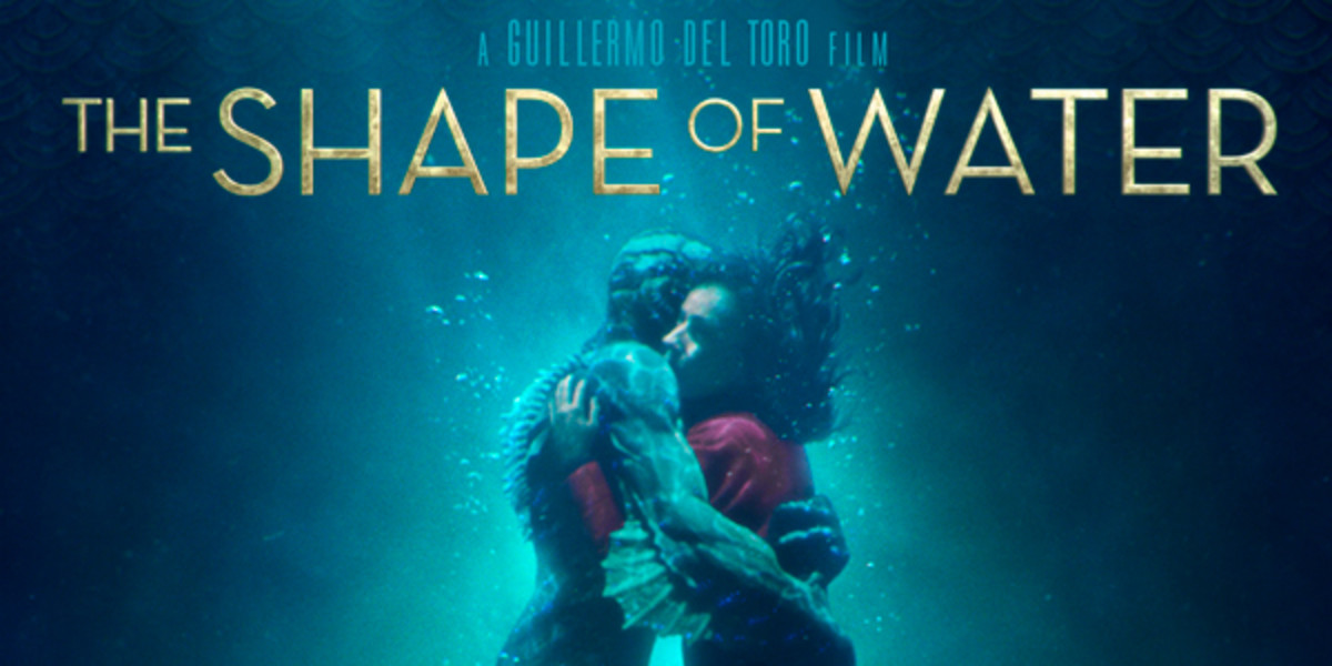 The Shape of Water won four Academy Awards, including Best Picture and Best Director.