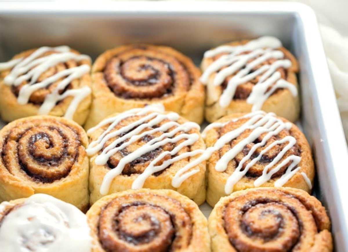 In 2018, cinnamon rolls were all the rage.