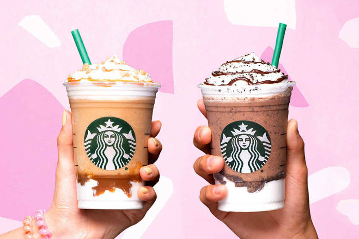 In 2018, Starbucks announced that it would stop using plastic straws by 2020. (This amounts to about one billion straws annually.)