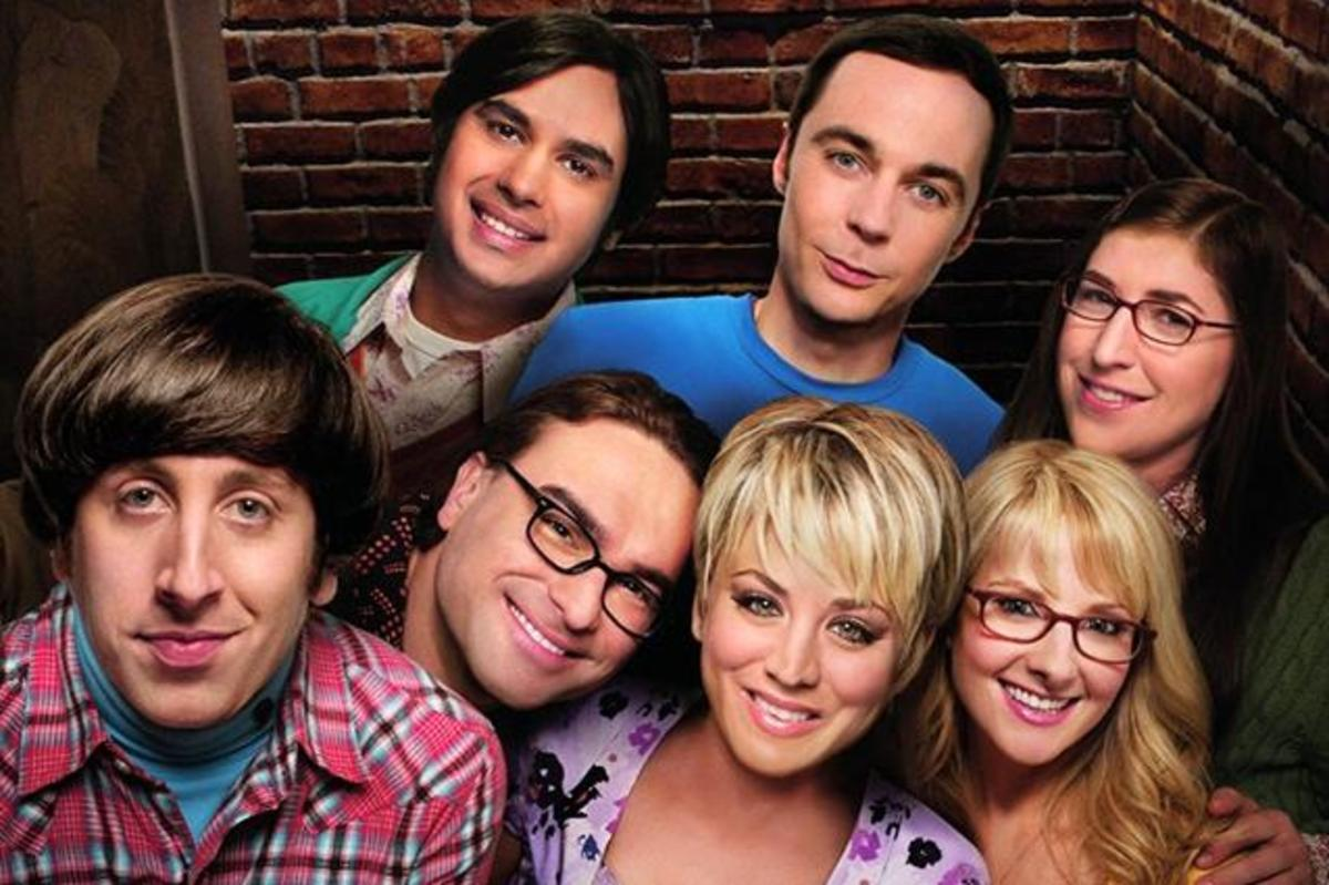 In 2018, The Big Bang Theory (CBS) was one of the most popular television shows.