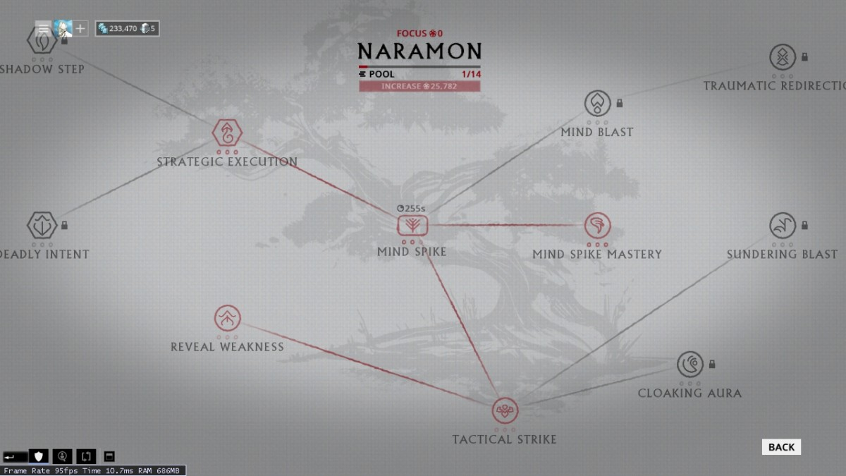 Naramon is the Way of the Nerds. Which is why I picked it. Because I'm a NERD.