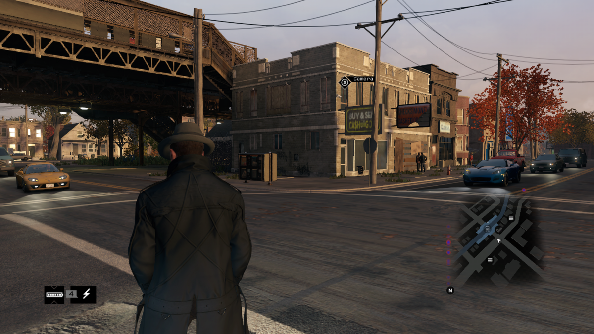 "The in-game version of Murder Corner just looks like what you would expect a ""murder corner"" to look like. An inner-city liquor store that hosts any number of trouble."