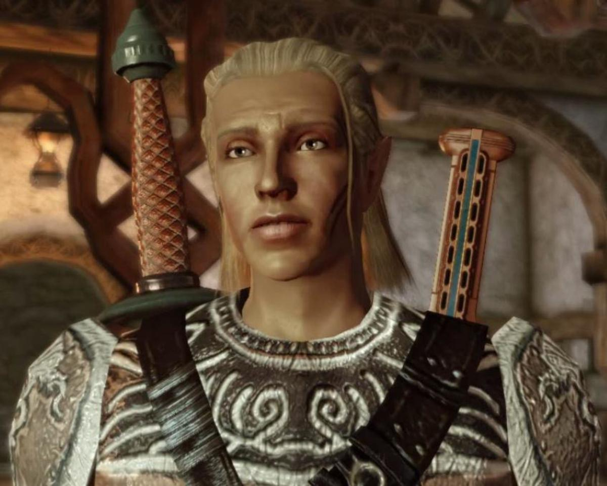 """All LGBT Characters in the """"Dragon Age"""" Video Game Series"""