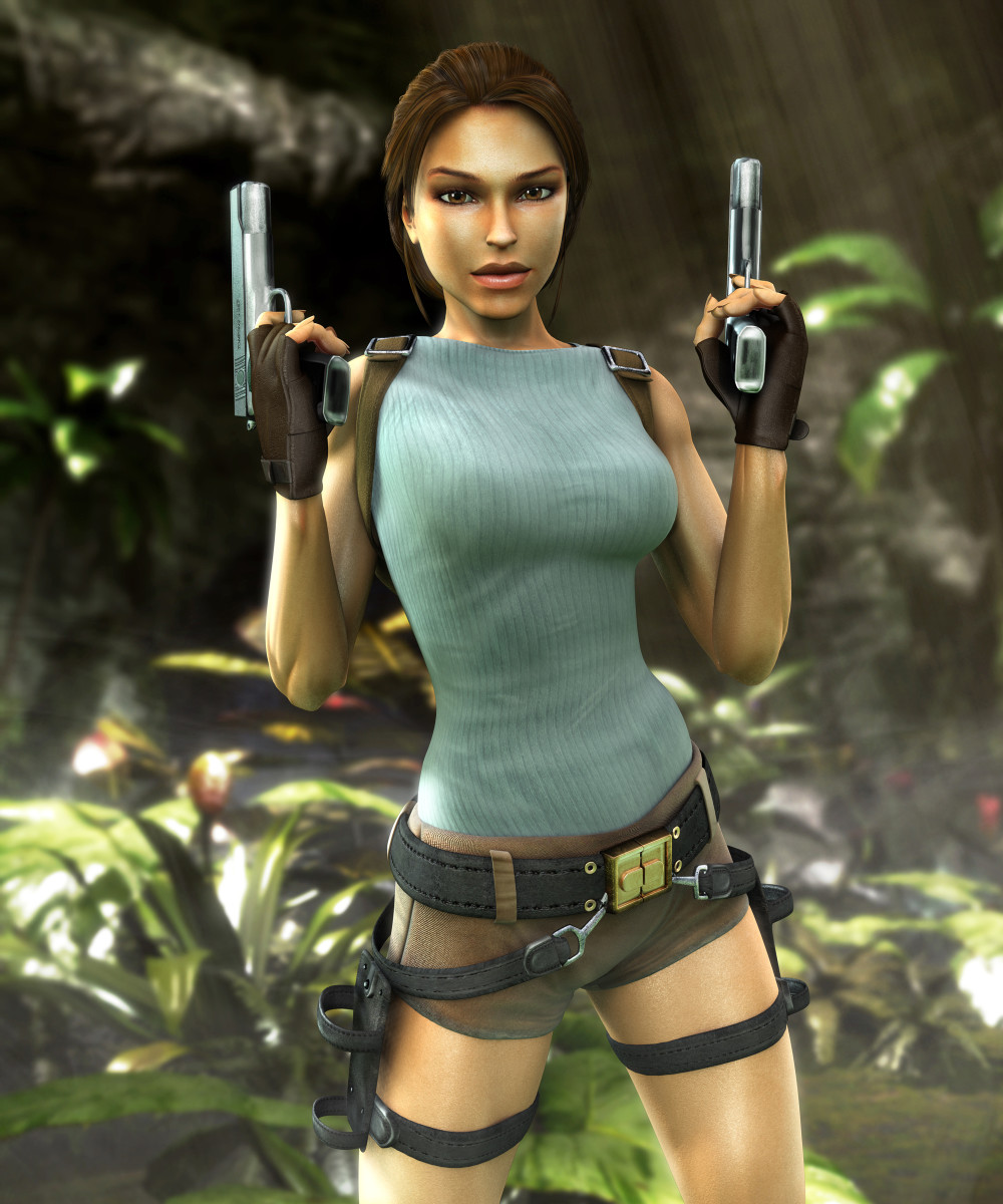 "Uploaded by Klow on the ""Tomb Raider"" Wikia page."