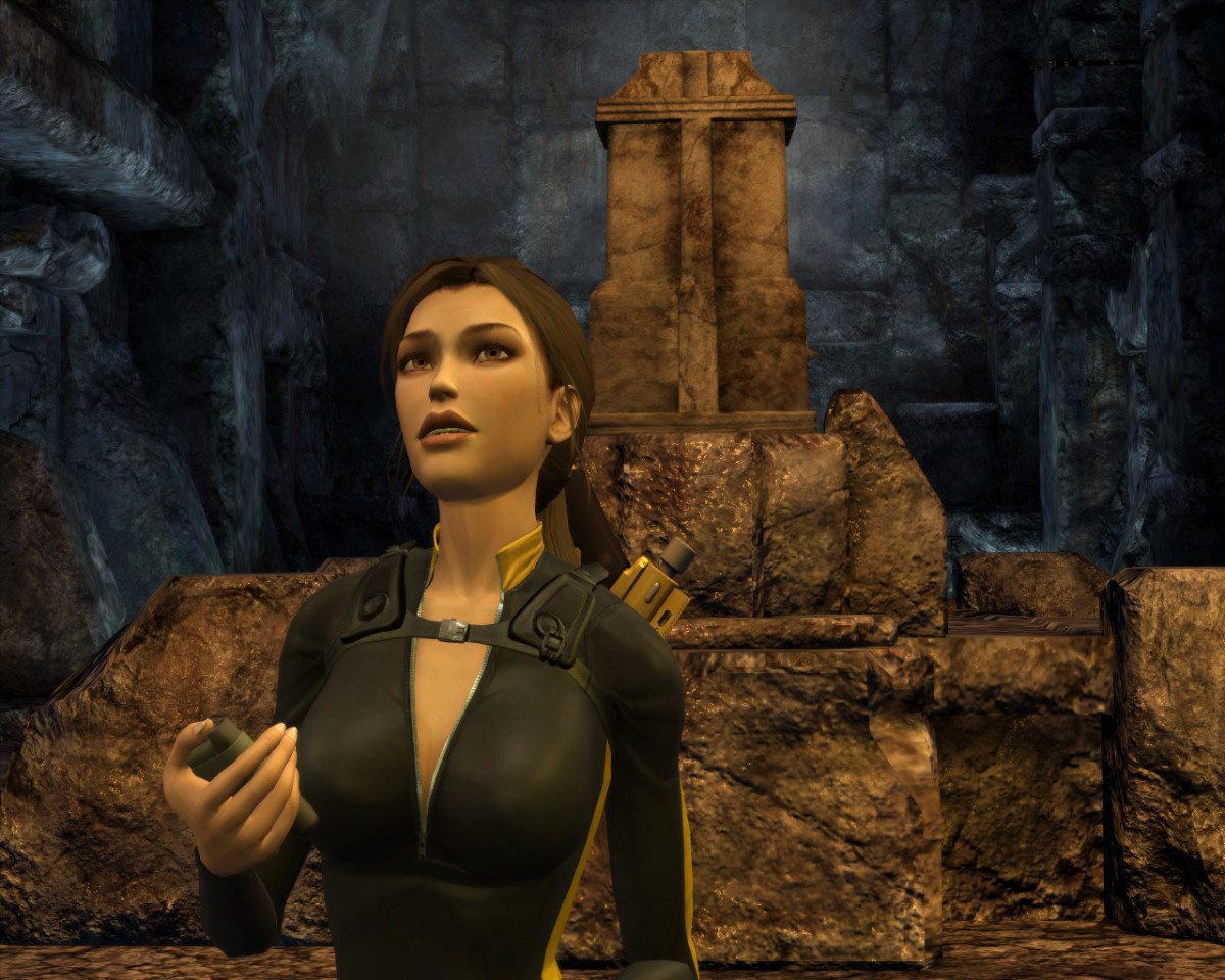 "Uploaded by Wagnike2 on ""Tomb Raider"" Wikia"