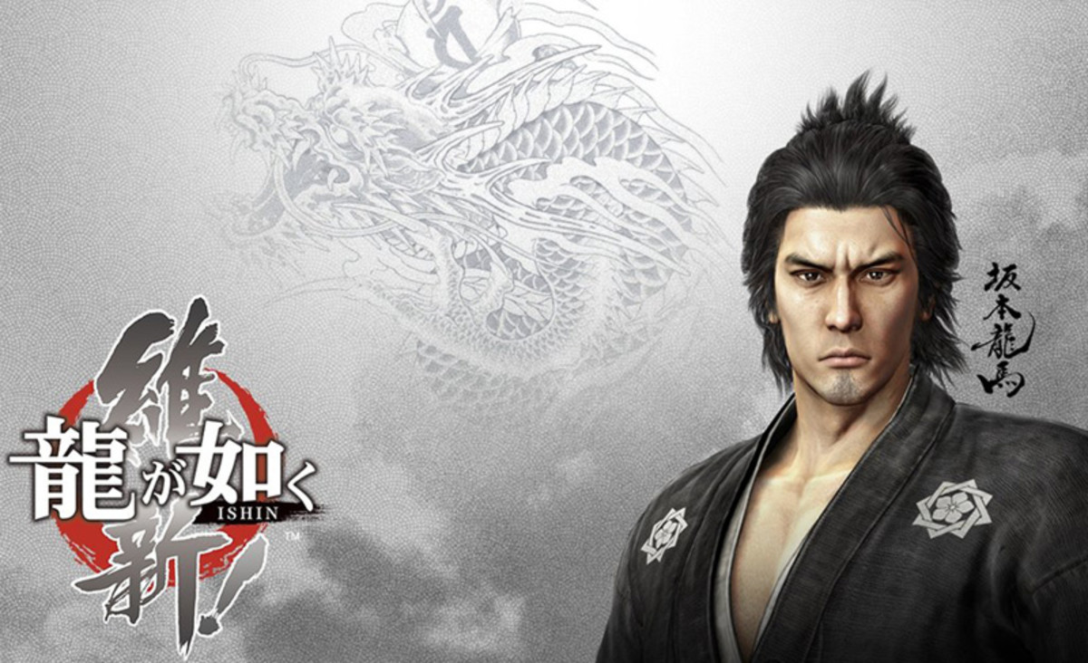 Ishin is a historical spin-off of Sega's popular Yakuza series.