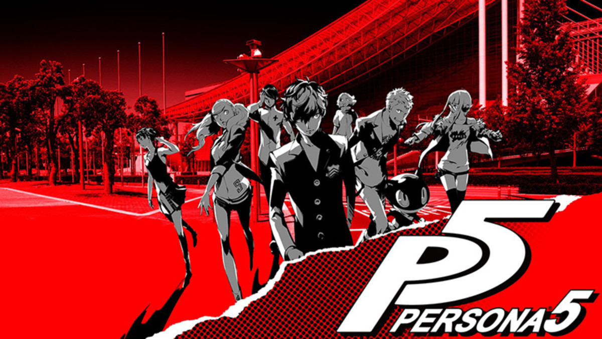 Persona 5. The latest episode in Atlus' beloved spin-off of the Shin Megami Tensei series.