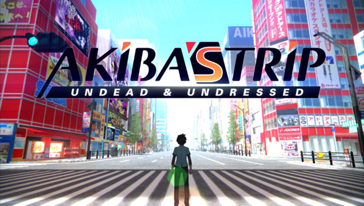Akiba's Trip: Undead and Undresed celebrates otaku culture in a truly wacky way.