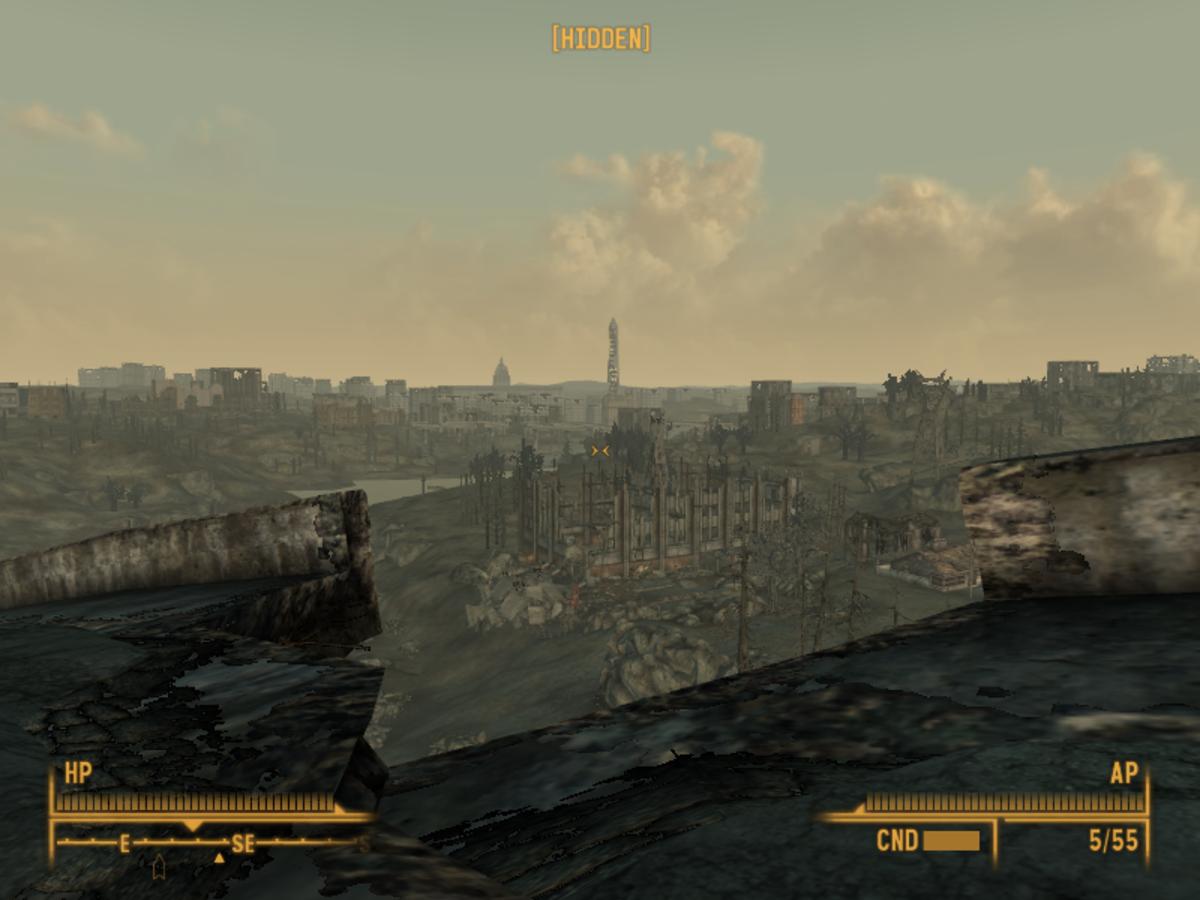 Fallout 3 view