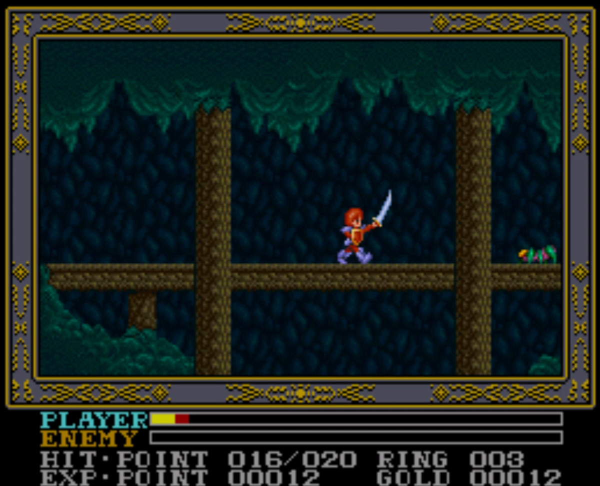 Ys III on the Super Nintendo