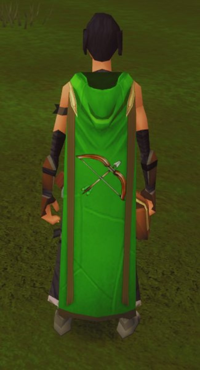 Trimmed Ranged Skillcape EOC