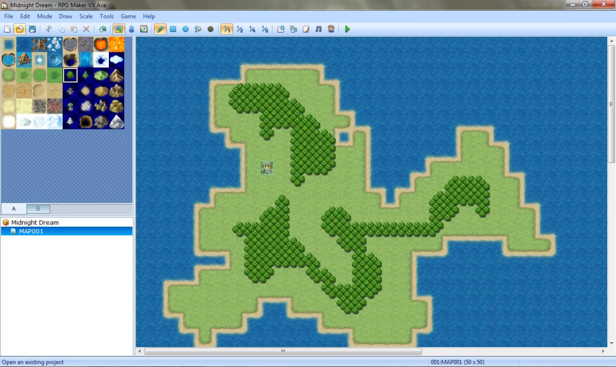 Map Mode