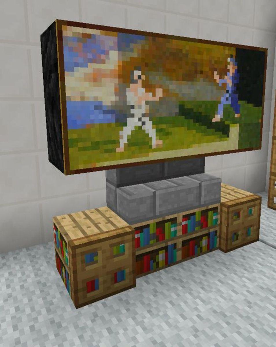 Minecraft Television