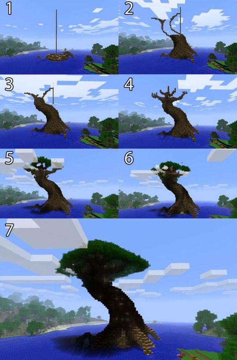 Large Custom Tree