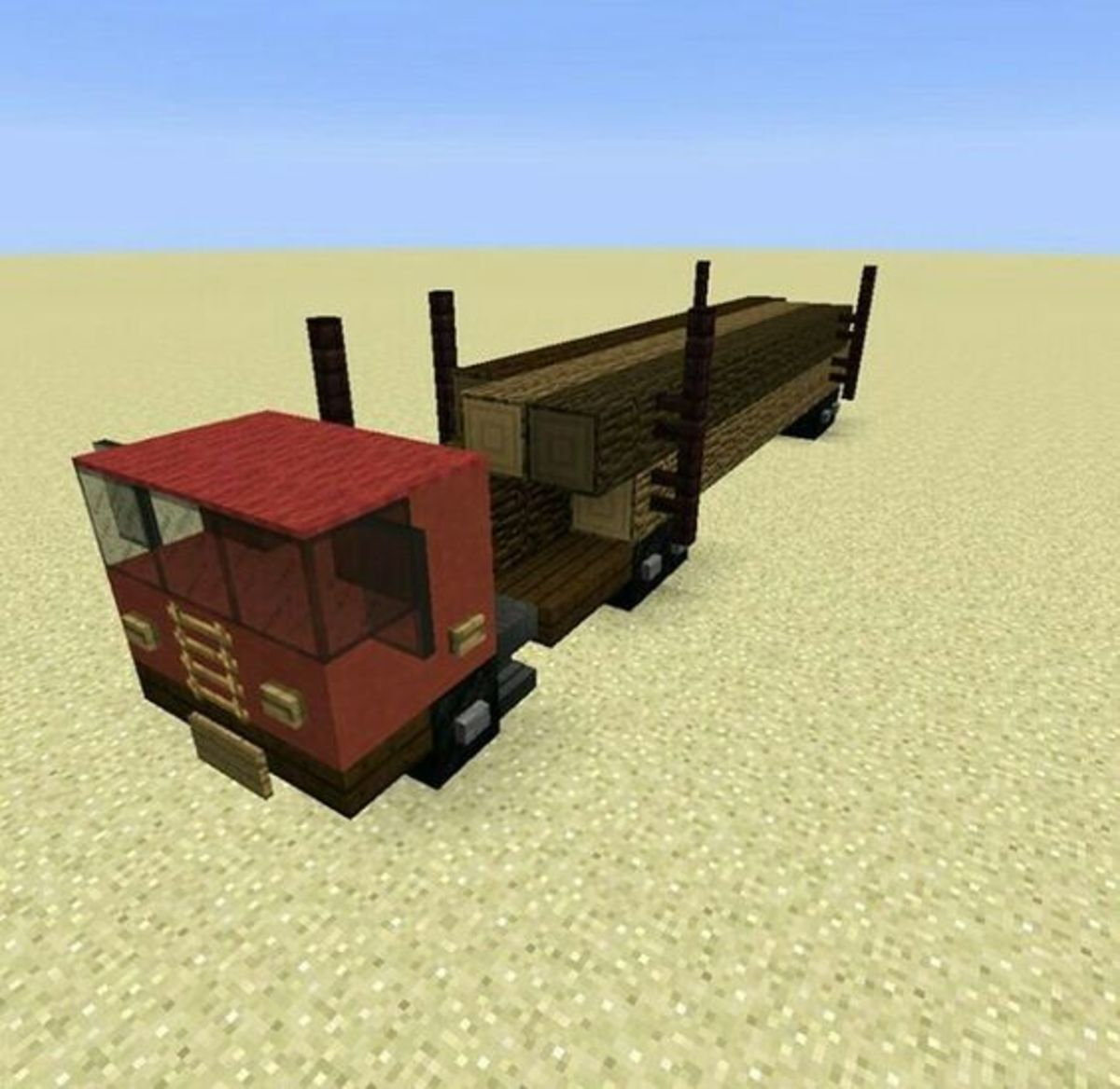 Detailed Truck