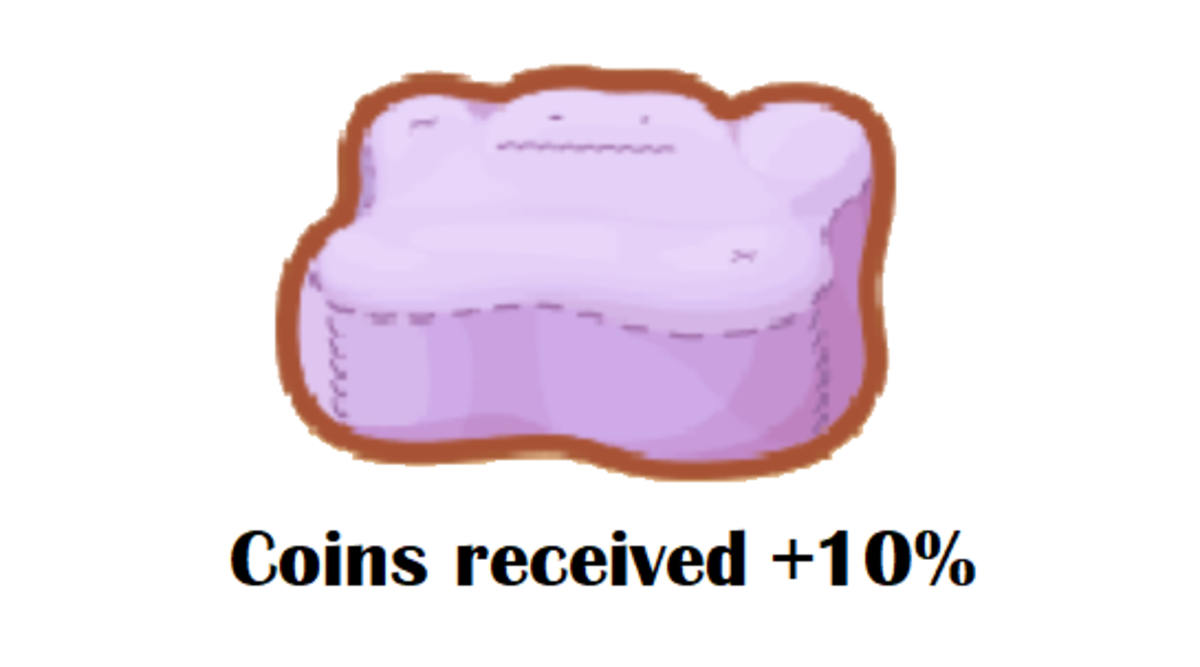 The Ditto Cushion looks pretty comfortable.