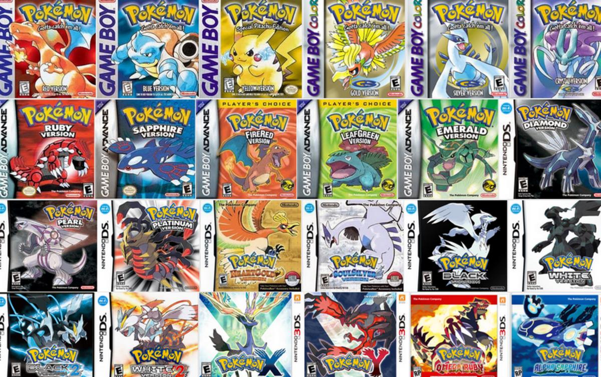 favorite-gaming-franchises