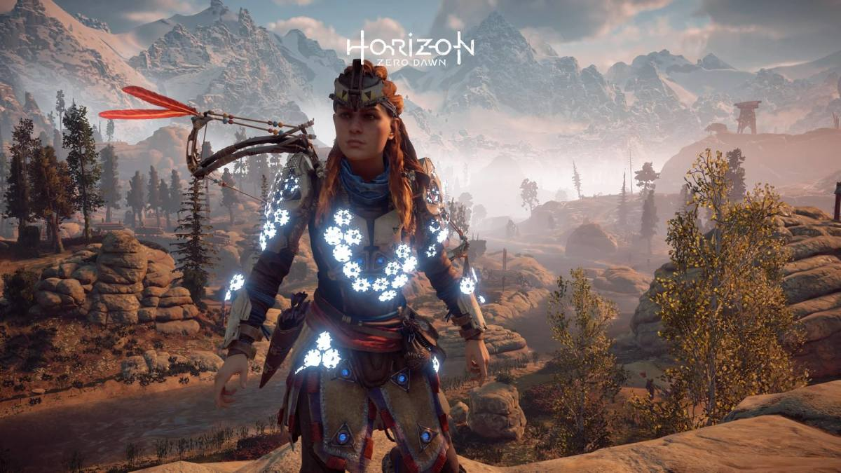 "Learn how to kill or override the Thunderjaw in ""HZD."""