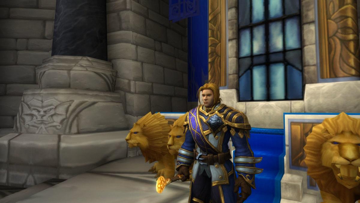 King Anduin Wrynn