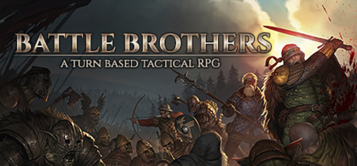 """""""Battle Brothers"""" Cover"""
