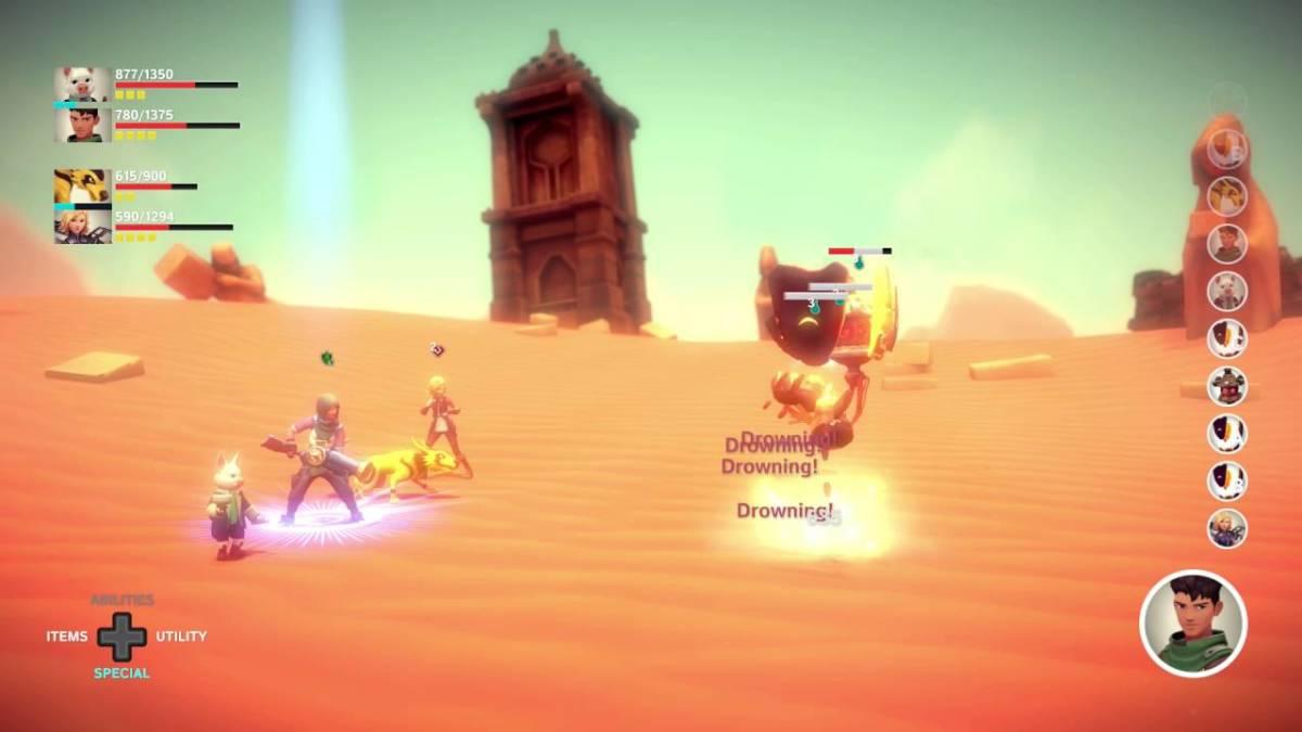 """Earthlock: Festival of Magic"" Gameplay"
