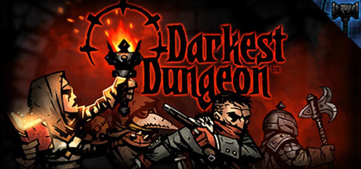 """""""Darkest Dungeon"""" Cover"""