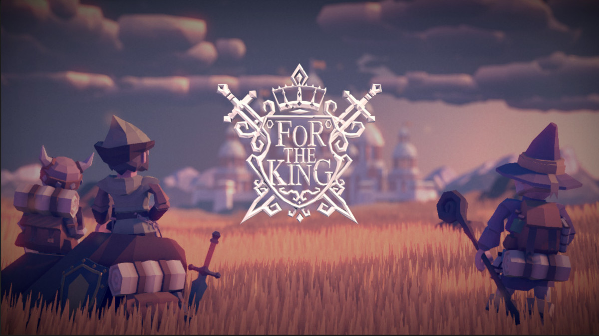 """""""For The King"""" Cover"""