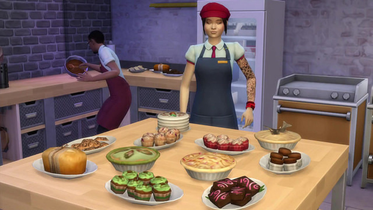 Find the best cook in Simtopia with The Sims 4 Masterchef Challenge!